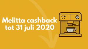 melitta cashback juli 2020