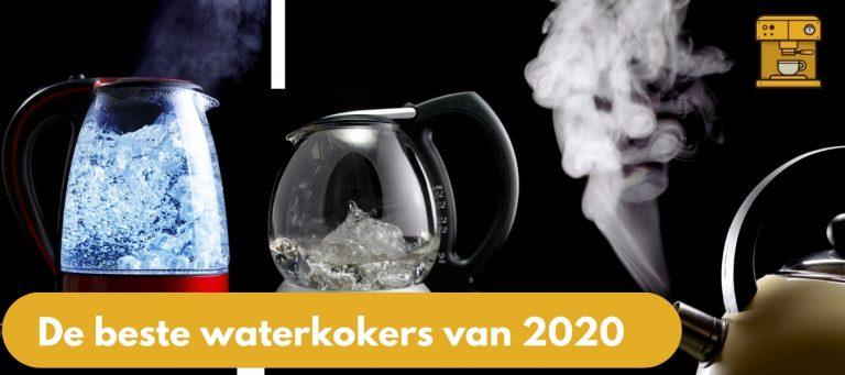 Beste waterkokers van 2020