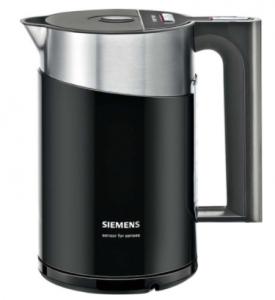 Siemens waterkoker met temperatuurregelaar