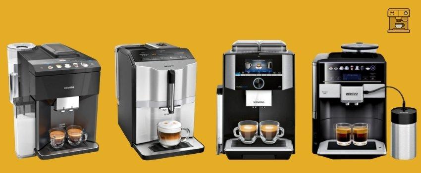 Alle 15 Siemens koffiemachines: welke kies jij?