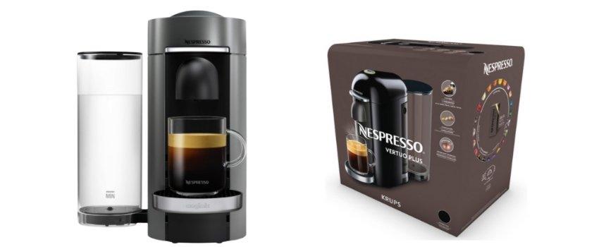 Nespresso Vertuo Plus en Vertuo Plus Deluxe: de review van 2020