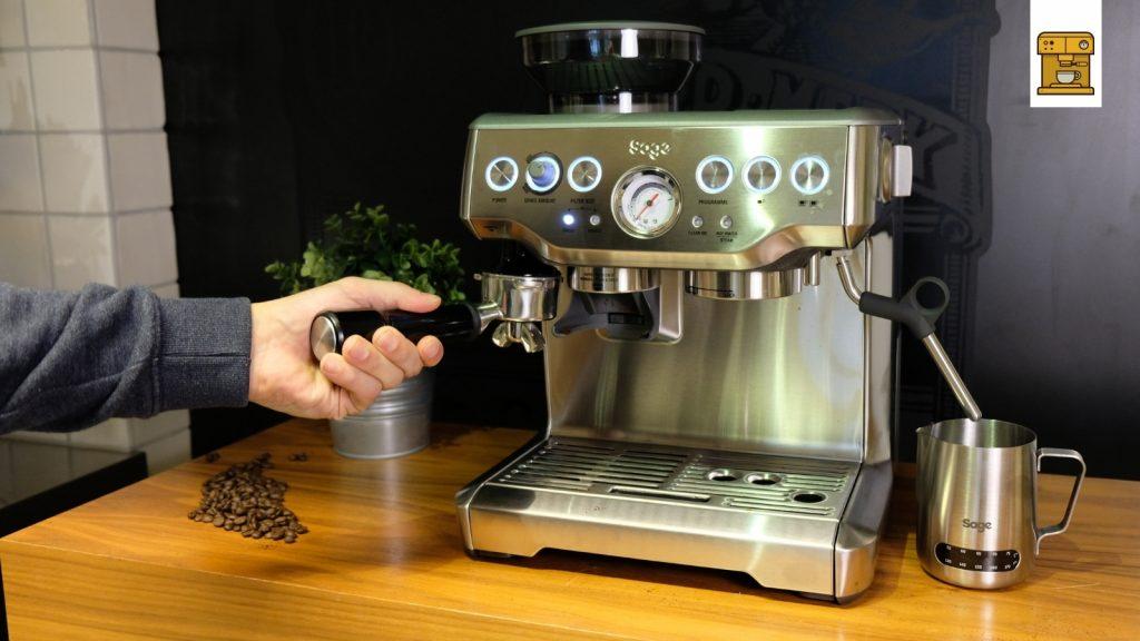 Beste espresso machine 2020
