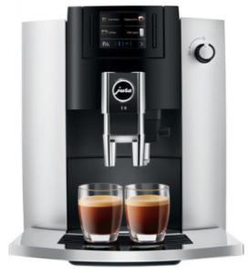 Jura koffiemachine E6 Platina (EB)