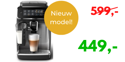 Philips koffiemachine Singles Day