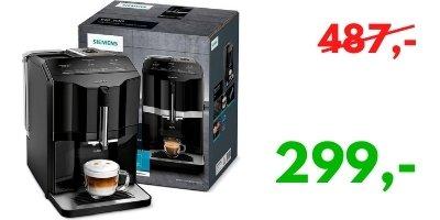 koffiemachine Siemens Singles Day aanbieding