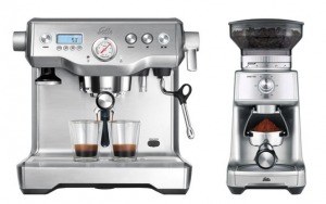 Solis koffiemachine Barista Triple Heat