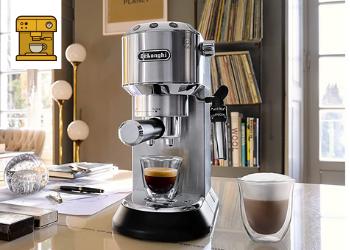 Günstige Siebträger Kaffeemaschine