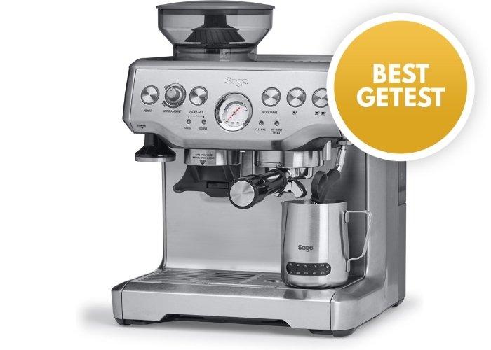 Beste Espresso Apparaat voor thuis