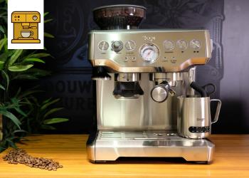 Sage Barista Express: Beste Espressomaschine