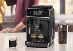 Beste koffiemachine met bonen: Philips 2200