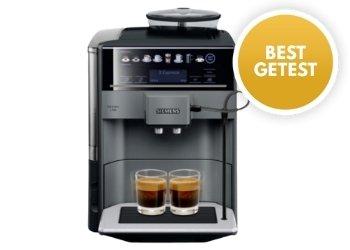 Beste Koffiemachine voor thuis: Siemens EQ6 Plus S100