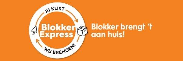 Blokker brengt aan huis: Bezorgen met Blokker Express
