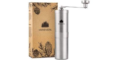 GROENENBERG Handmatige Koffiemolen