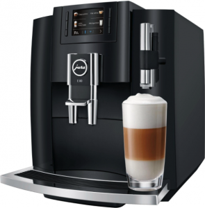 JURA E80 Kaffeevollautomat