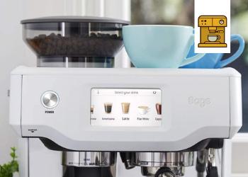 Luxus Espresso Siebträger