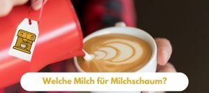 Welche Milch für Milchschaum: ist Cappuccino Milch Unsinn?!
