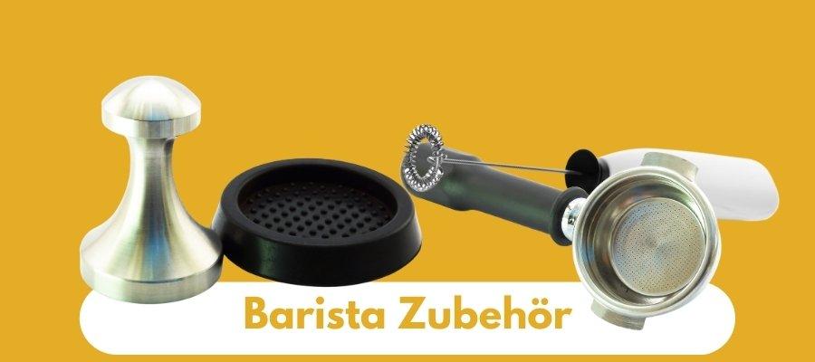 Barista Zubehör: Dieser Siebträger Zubehör benötigen Sie 2021