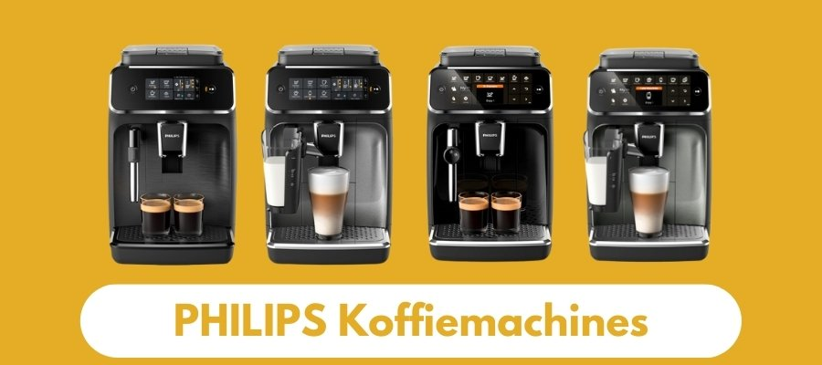 Philips LAtteGo koffiemachines