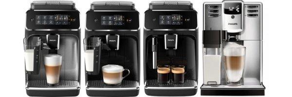 Philips Kaffeevollautomat LatteGo 2021