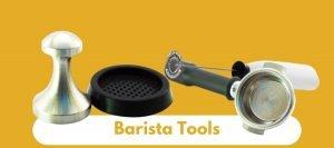 Barista Tools koffie accessoires