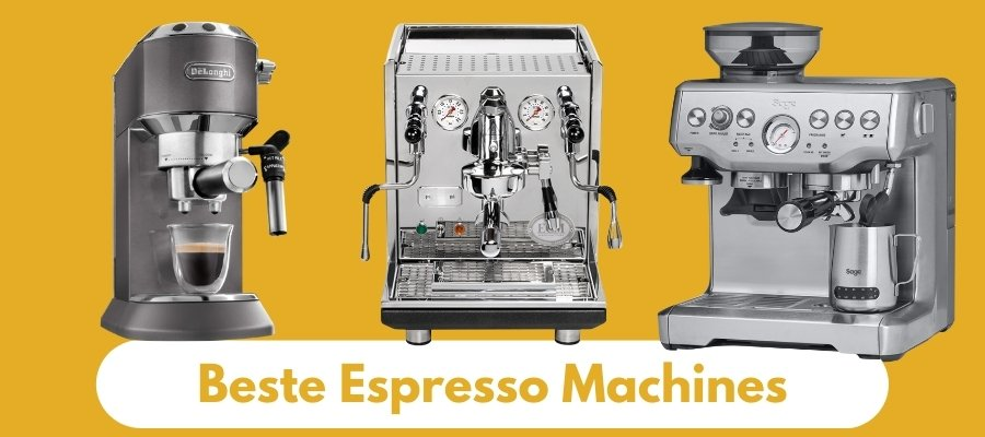 Beste Espresso Machine Piston