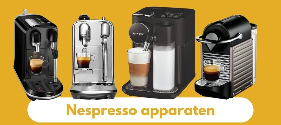 Beste Nespresso Machine 2021