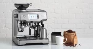 luxe espresso machine
