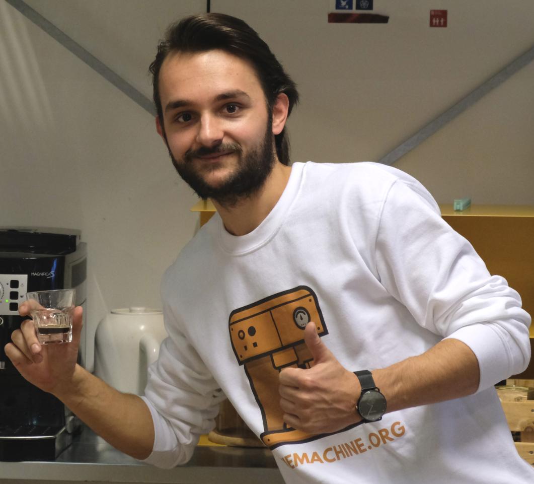 nigel koffiemachine org