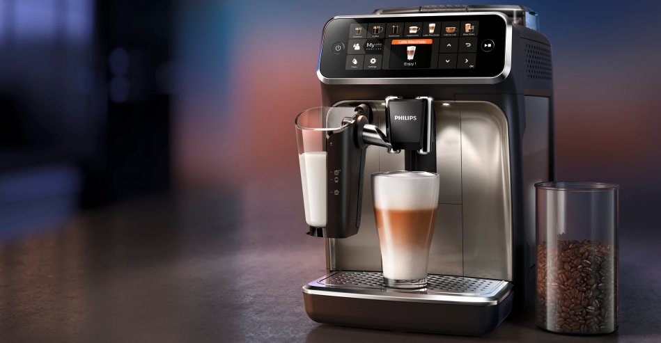 Bester Kaffeevollautomat mit Milchbehälter