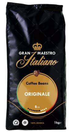 Gran Maestro Italiano Classico Originale koffiebonen