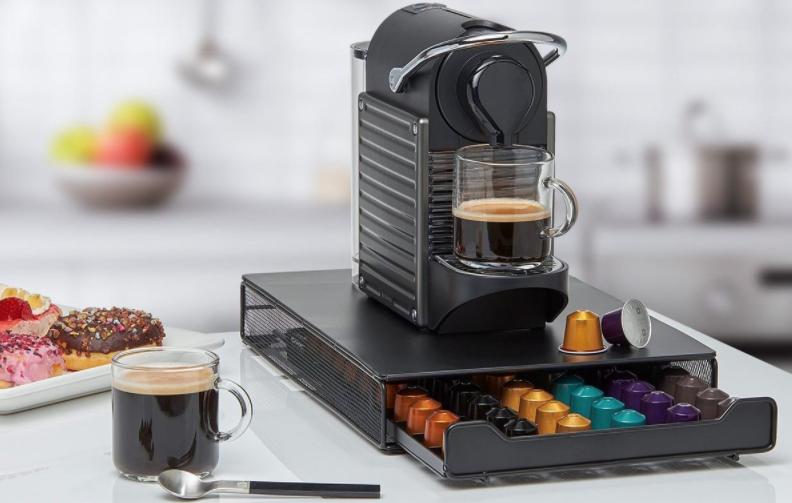 Kapselbehälter Nespresso HiveNets