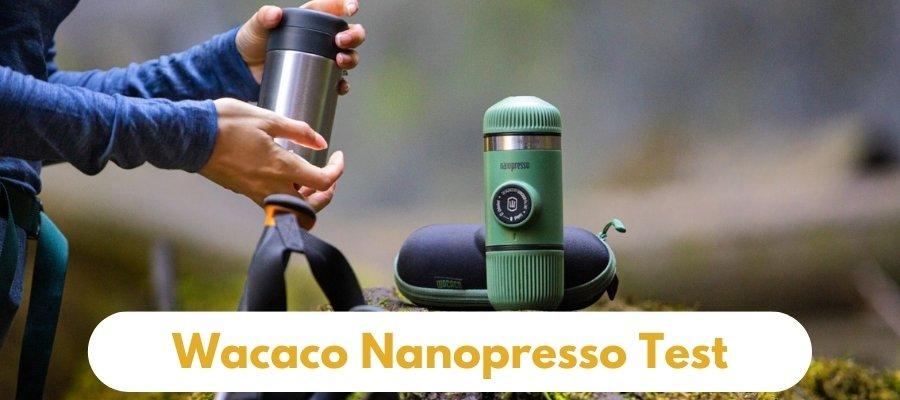 Wacaco Nanopresso Test