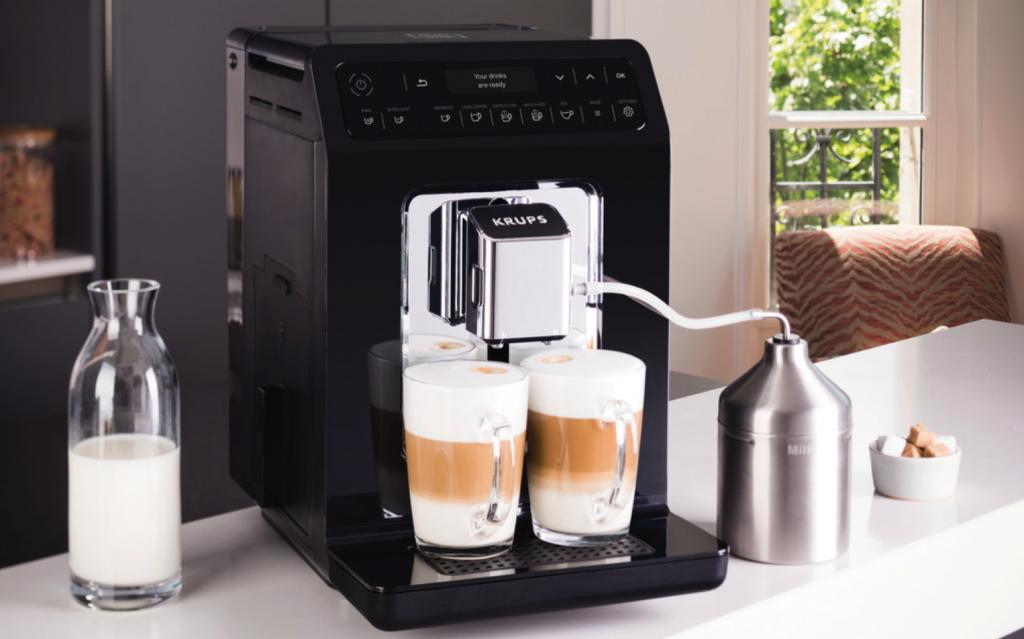 KRUPS Kaffeevollautomat Test 2021