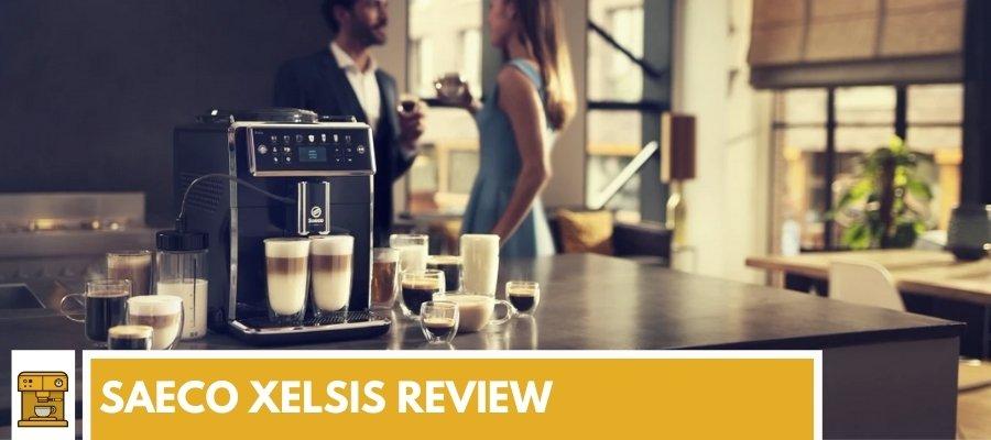 Saeco Xelsis SM7785 beste volautomatische koffiemachine