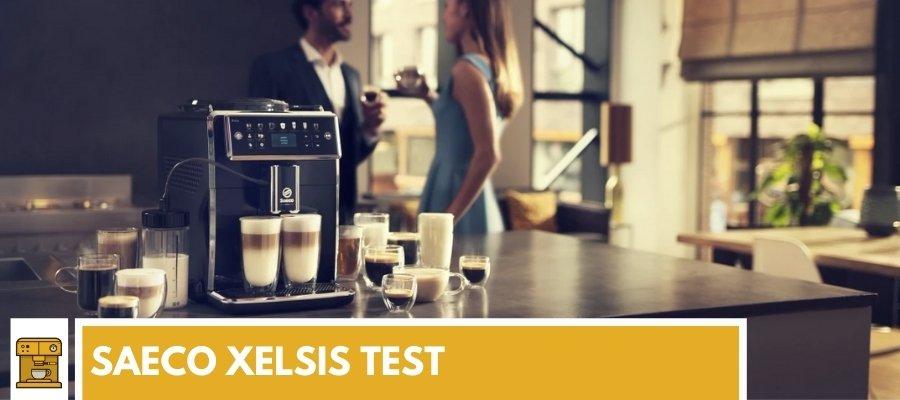 Saeco Xelsis Test 2021