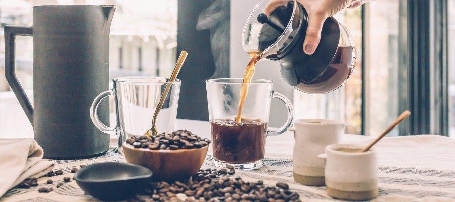 Unterschied zwischen Filterkaffee und Espresso