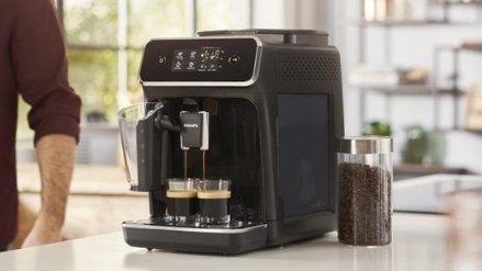 beste koffiemachine bonen philips 2200