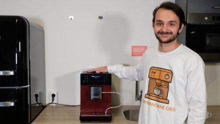 beste luxe koffiezetapparaat met bonen miele cm 5310