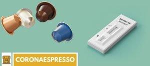 Corona Espresso test