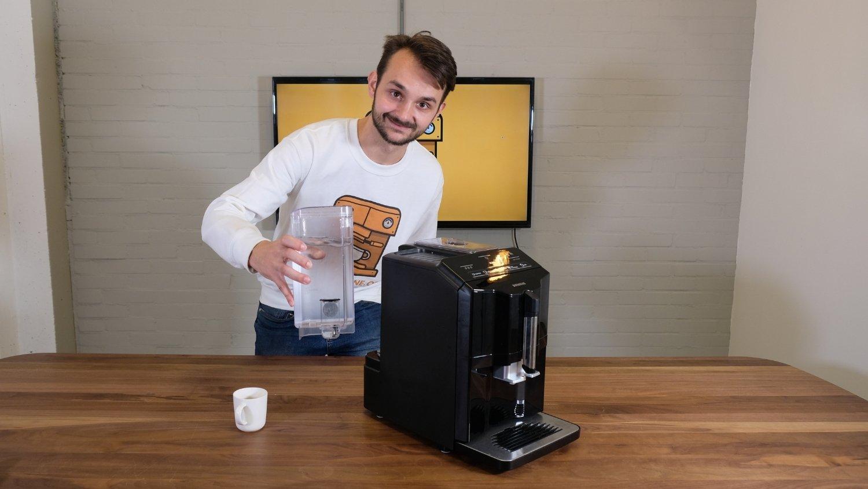 waterreservoir los nigel koffiemachine