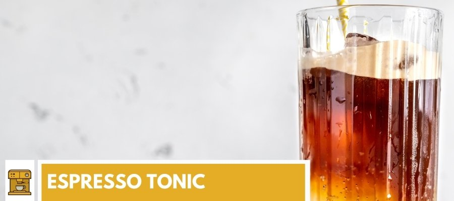 Espresso Tonic Rezept