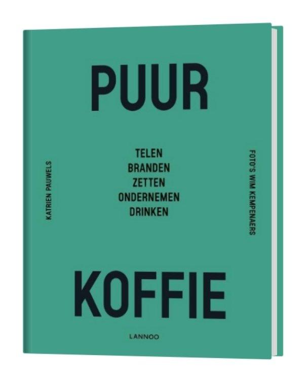 puur koffie boek