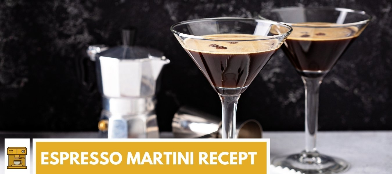 Espresso Martini maken recept