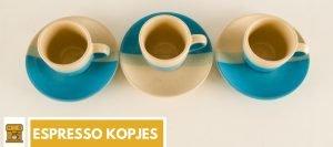 Beste Espresso kopjes
