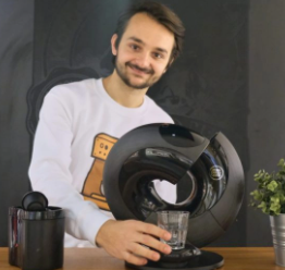 Nigel van Koffiemachine.org