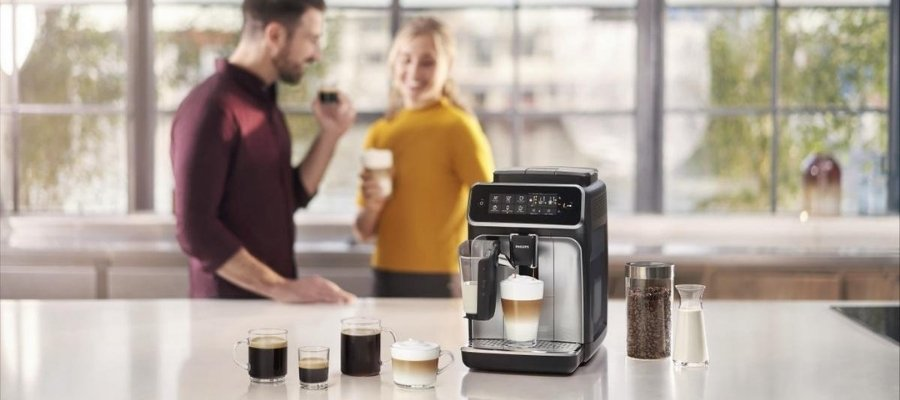 Philips cappuccino apparaat 3200