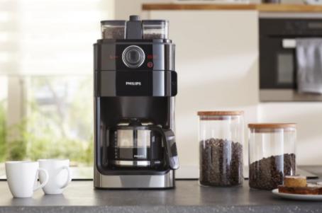 Philips Grind und Brew Kaffeemaschine HD7769/00