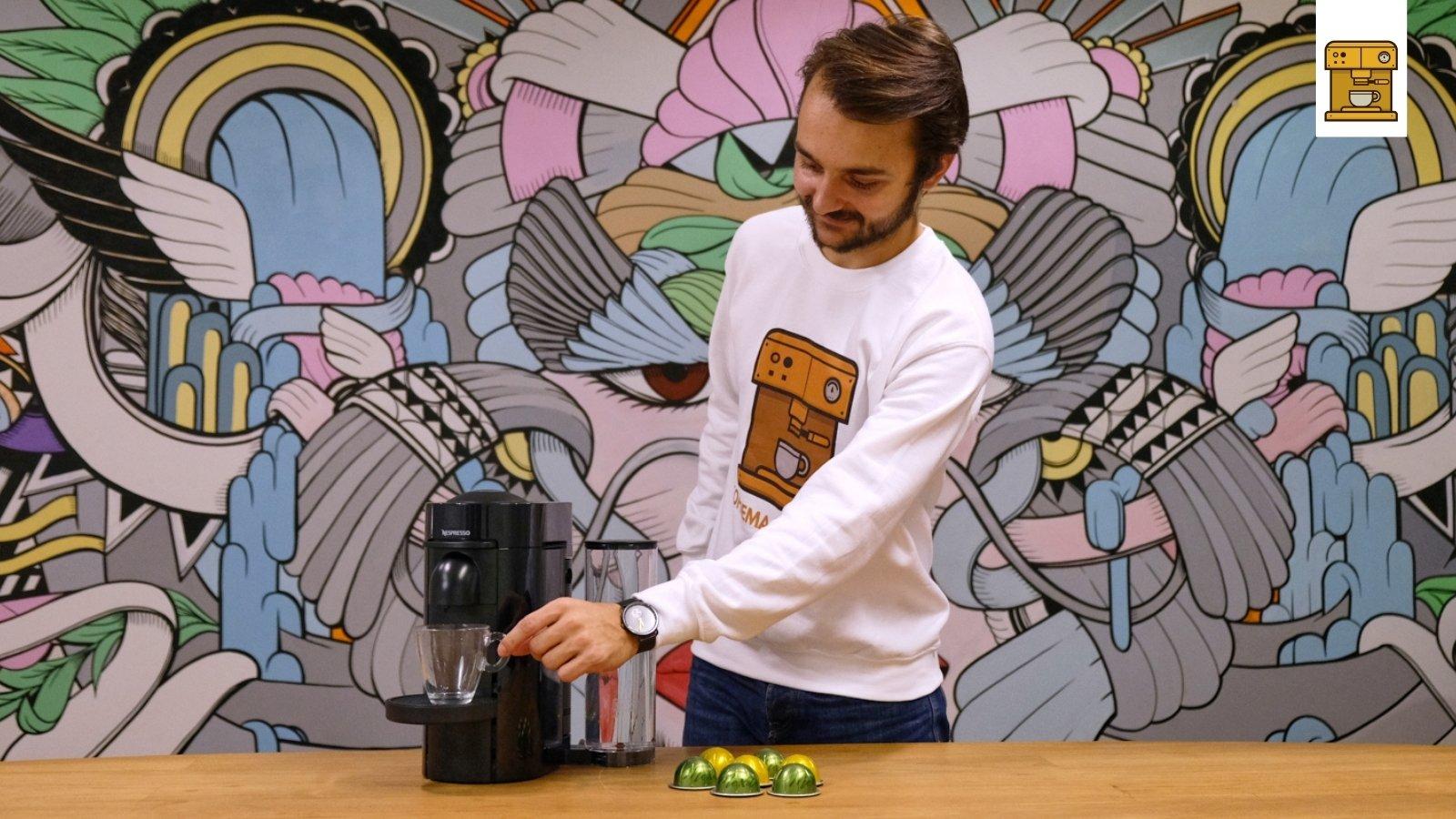 Beste Nespresso Maschine Test