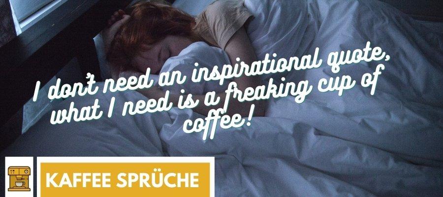 Kaffee Sprüche