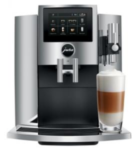 JURA S8 Kaffeevollautomat Test